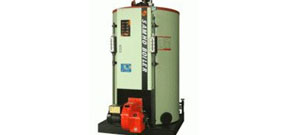 Vertical Smoke-Tube Boiler