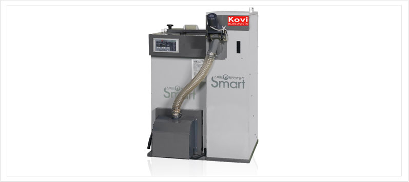 Boiler manufacturers Korea | Warm water boiler | Smart home pellet ...